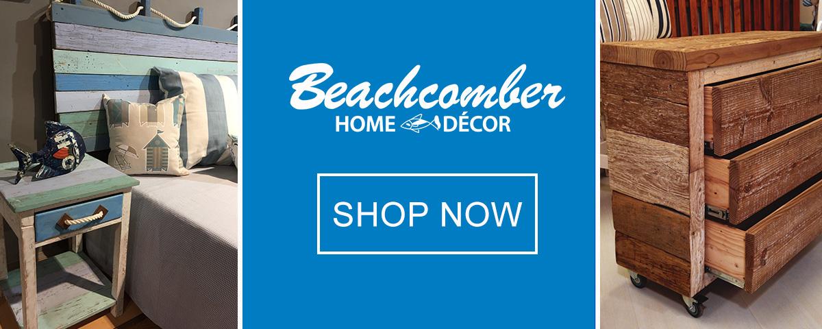 Beachcomber Home Decor Beach House, Beach House Furniture Beachcomber Home Decor